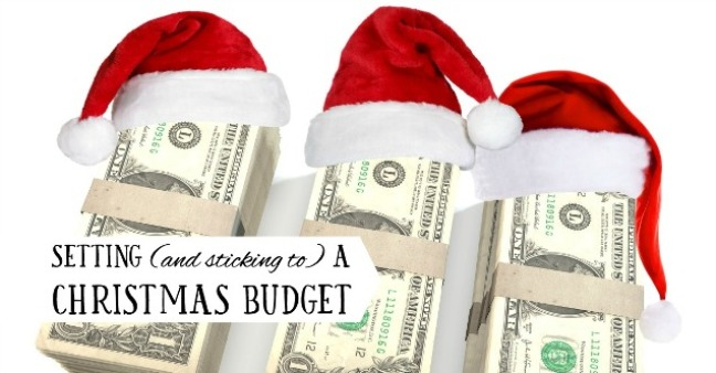 The Christmas Budget You've Always Wanted